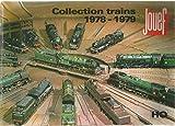 Catalogue HO COLLECTION TRAINS 1978-1979 - JOUEF