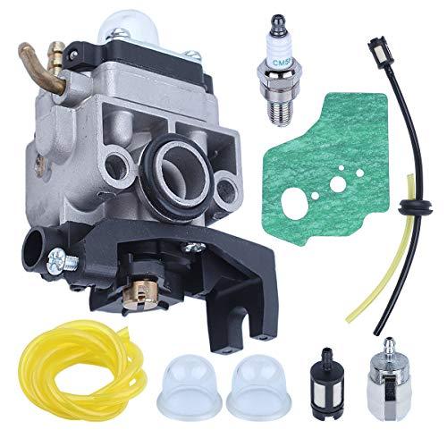 Adefol Kit di guarnizioni per carburatore per Honda GX35 HHT35 HHT35S 4 tempi motore Trimmer 16100-Z0Z-034 Ventilatore Lawnmover