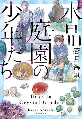 水晶庭園の少年たち (集英社文庫)