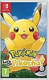 Nintendo Switch Pokemon: Lets Go Pikachu