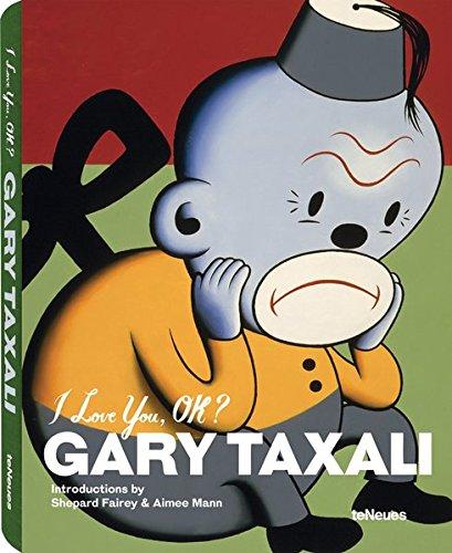 Gary Taxali: I love you, ok? (Photography)