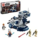 LEGO 75283 Star Wars Set Char d'assaut blindé (AAT™) avec mini figurines Ahsoka Tano