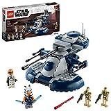 LEGO 75283 StarWars Chard'assautblindé(AAT) avec Mini Figurines Ahsoka Tano