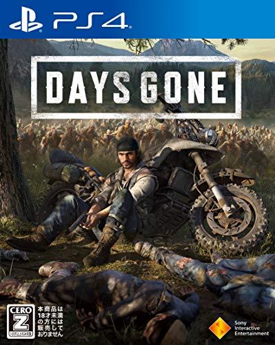 【PS4】Days Gone  ( デイズゴーン ) 【早期購入特典】 バイクアップグレードパック /ドリフタークロスボウ...