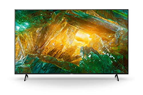 "Sony KD-65XH8096 - Televisor 65"" 4K Ultra HD HDR LED con Android TV (Motionflow XR 400 Hz, 4K X-Reality Pro, Pantalla TRILUMINOS, Wi-Fi), Negro"