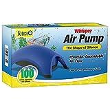 Tetra Whisper Air Pump - 100 gallon, Blue (77855)
