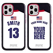 Directions: 1. Click Customize Now, 2. Type in Your Name and Jersey Number 3. Add to Cart. Note: You will not see your final image once it has been added to shopping cart. Printed in the USA with a High-Definition Photo Pro Finish. Guaranteed to neve...