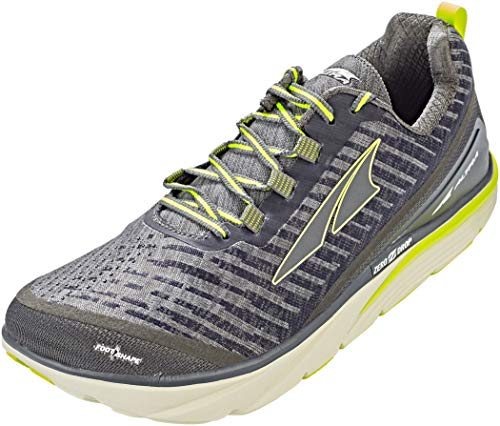 Altra Men Torin 3.5 Knit Neutral Running Shoe Running Shoes Dark Grey...