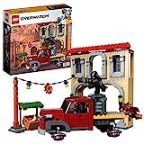 Construisez L'escorte à Dorado LEGO Overwatch 75972 Inclut les minifigurines de Soldat: 76, Faucheur et McCree Les ensembles LEGO Overwatch sont compatibles avec tous les ensembles de construction LEGO pour une expérience de construction sans limite...