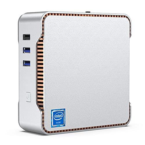 Mini PC, 8GB RAM + 256GB ROM, Intel Celeron J4125...