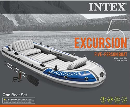 51oUqeqQdsL. AC Intex Tour Inflatable Boat Collection