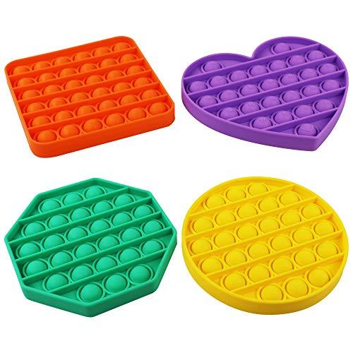 Push pop pop Bubble Sensory Fidget Toy, Autism Special Needs...