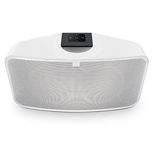 Bluesound Pulse Mini 2i Weiss