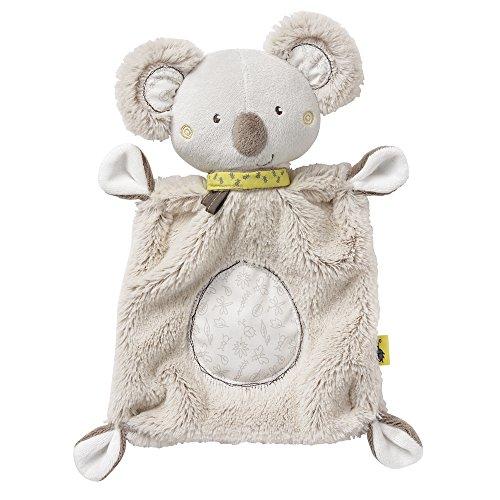 Paños suaves para bebés gris Koala