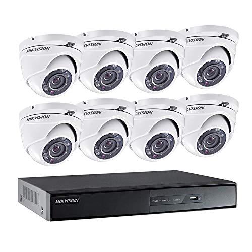 Cámaras de vigilancia Hikvision