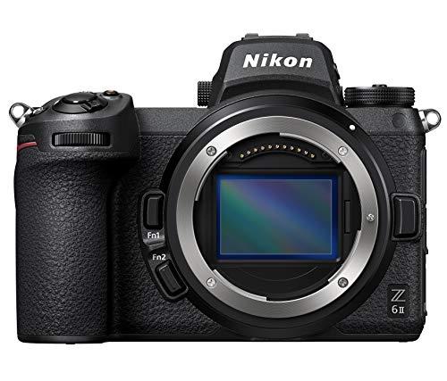 Nikon ミラーレスカメラ 一眼 Z6II ボディ black