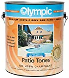 Kelley Technical Olympic Patio Tones Deck Coating - Champagne - 1 Gallon
