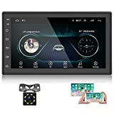 Double Din Android Car Stereo with GPS 7 Inch Capacitance Touch Screen FM Radio Reciever Supports...