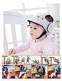 Casquette de protection anti-chute pour bébé, chapeau anti-collision pour...