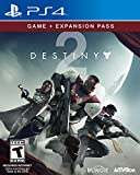 Destiny 2 - Game + Expansion Pass Bundle - PS4 [Digital Code] (Software Download)
