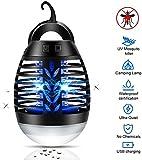 RAYROW Bug Zapper Light, Lampe de Camping Anti-moustiques, Piège à...