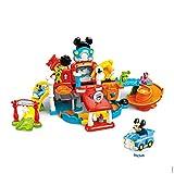 VTech – Tut Tut Bolides - Le Magi- Garage Interactif de Mickey + Pick-up...