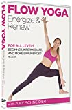 Flow Yoga: Energize & Renew with Amy Schneider (Replaced with New Boxset) Search Amy Schneider