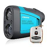 Mileseey Professionnel Télémètre Golf Laser 600m avec Compensation de Pente,...