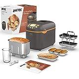 Imetec La Panetteria +Zeroglu, Machine à pain, ciabattas et petits pains,...