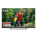 Type: Smart TV ultra-plat de 55 pouces avec barre de son ONKYO intégrée et Dolby Atmos, Titane brossé, compatible VESA Image: résolution 3840 x 2160 pixels (4K UHD Pro), Dolby Vision, HDR10 +, Wide Color Gamut, UHD upscaling, mode film et sport Smart LA TÉLÉ ...