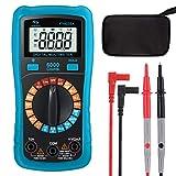 Multimètre Numérique Mini 6000 Comptes Tilswall Multimètre Digital de...