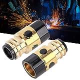 Jopwkuin Porte-Pointe de Contact 350A Porte-Pointe de Contact pour Torche de soudage sous Protection gazeuse en 10 pièces de Haute qualité