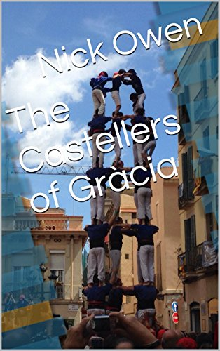The Castellers of Grcia (Vienna Collective Book 4) (English Edition)