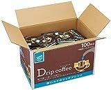 [Amazonブランド]Happy Belly ドリップコーヒー 深いコクのリッチブレンド 100P UCC製