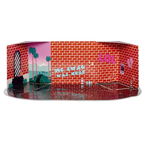 Image 2 - MGA- Meubles L.O.L Cozy Coupe avec poupée M.C. Swag et 10+ Surprises Toy, 564096E7C, Multicolore