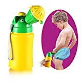 ONEDONE Baby ChildPottyPortableUrinal Emergency Toilet for Camping Car Travel and Kid Potty Pee Training (Boy)