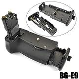 Poignée d'Alimentation Batterie Grip DynaSun E9 pour Appareil Photo Canon EOS...