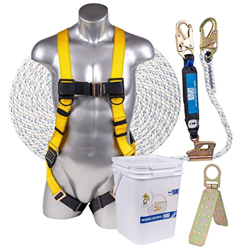 ATERET Fall Protection Roofing Bucket Kit I...