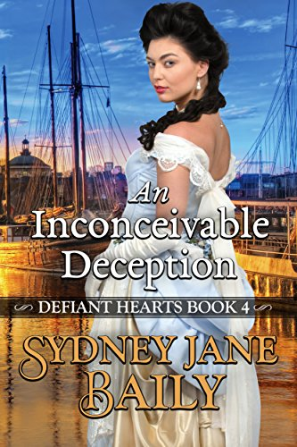 Un engaño inconcebible (Corazones desafiantes nº 4) de Sydney Jane Baily