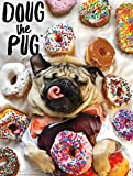 Buffalo Games - A Dog's Life - Doug The Pug - Donut Doug - 750 Piece Jigsaw Puzzle