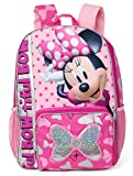 Disney Minnie Mouse 16' Large Backpack (Bow-tiful)