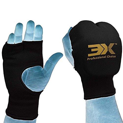 3X Professional Choice Taekwondo Karate Mitts MMA TKD Punch Bag Guanti Arti Marziali Pugilato...