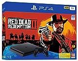 Contient : Une PS4 Slim 1 To Le jeu Red Dead Redemption