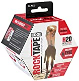 RockTape IS THE WORLD'S BEST KINESIOLOGY TAPE - Can be used to treat sports & non-sports injuries: Ankle Sprain, Groin Pull, Hamstring Strain, Knee Injury, Shin Splints, Plantar Fasciitis, Runner's Knee, Back Pain and various Muscle & Joint pain. 180...