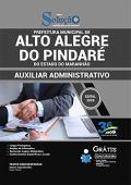 Apostila Alto Alegre do Pindaré - Auxiliar Administrativo