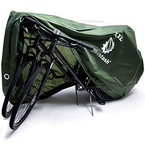 YardStash Bike Covers Outdoor Storage Waterproof - Safe,...