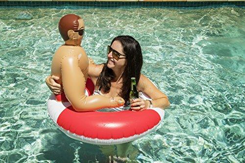 NPW Pool Float, Inflatable Hunk