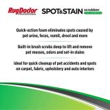 Rug Doctor Spot and Stain Scrubber