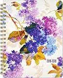 2020 Lilacs Mom's Weekly Planner (18-Month Family Calendar)
