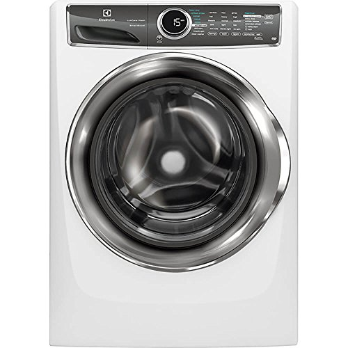 Electrolux Perfect Steam EFLS617SIW 4.4 Cu. Ft. Washer with...